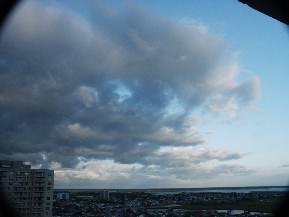 mixed sky